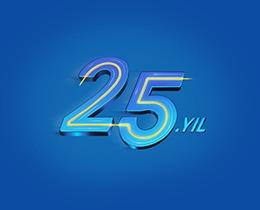 DEDAK 25 YAŞINDA